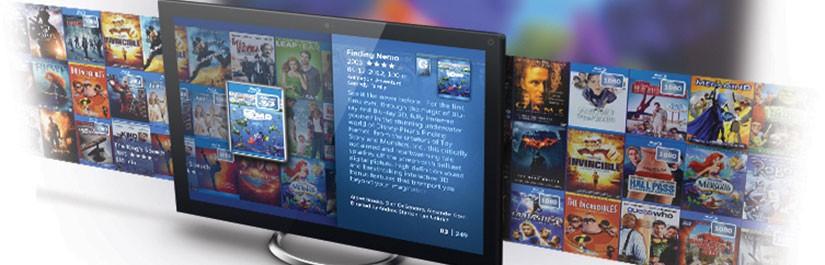 Serveur vidéo, le juke box pour les films !